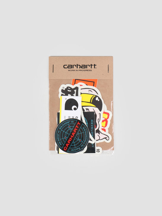Carhartt WIP Sticker Bag Ss19 Multicolor I000191