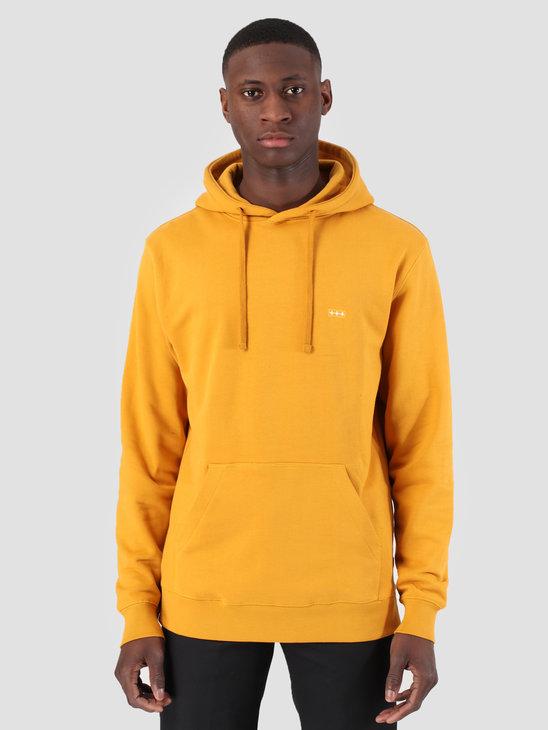 Quality Blanks QB93 Classic Hoodie Mustard Yellow