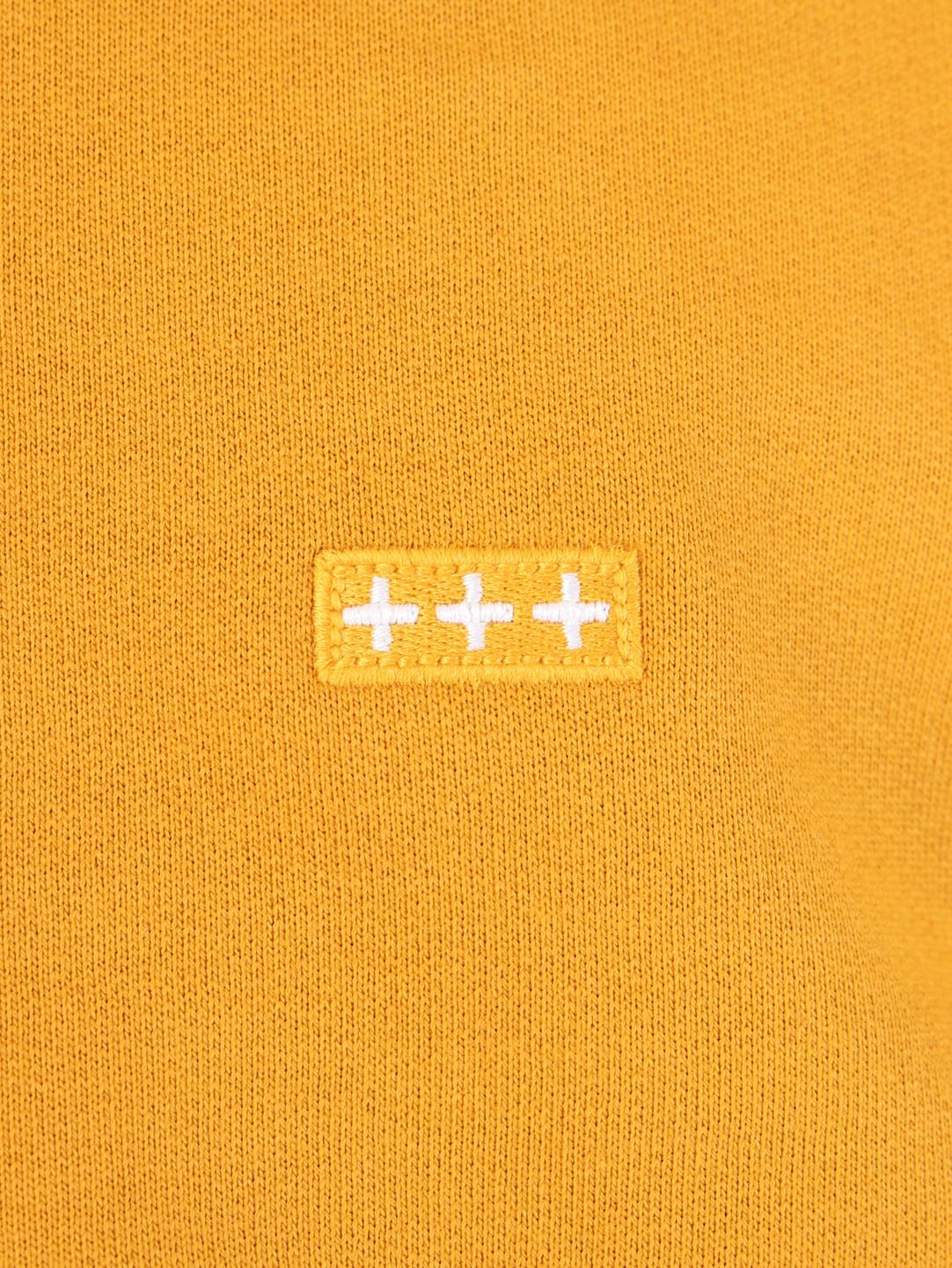 Quality Blanks Quality Blanks QB94 Classic Crewneck Mustard Yellow