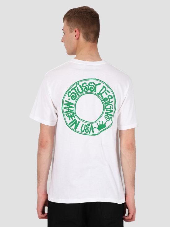 Stussy Buana T-Shirt White 1201