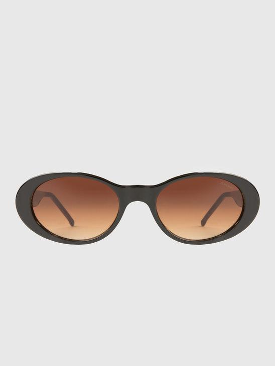 Komono Alina Black Tortoise Sunglasses KOM-S4251