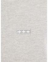 Quality Blanks Quality Blanks QB94 Classic Crewneck Grey Heather