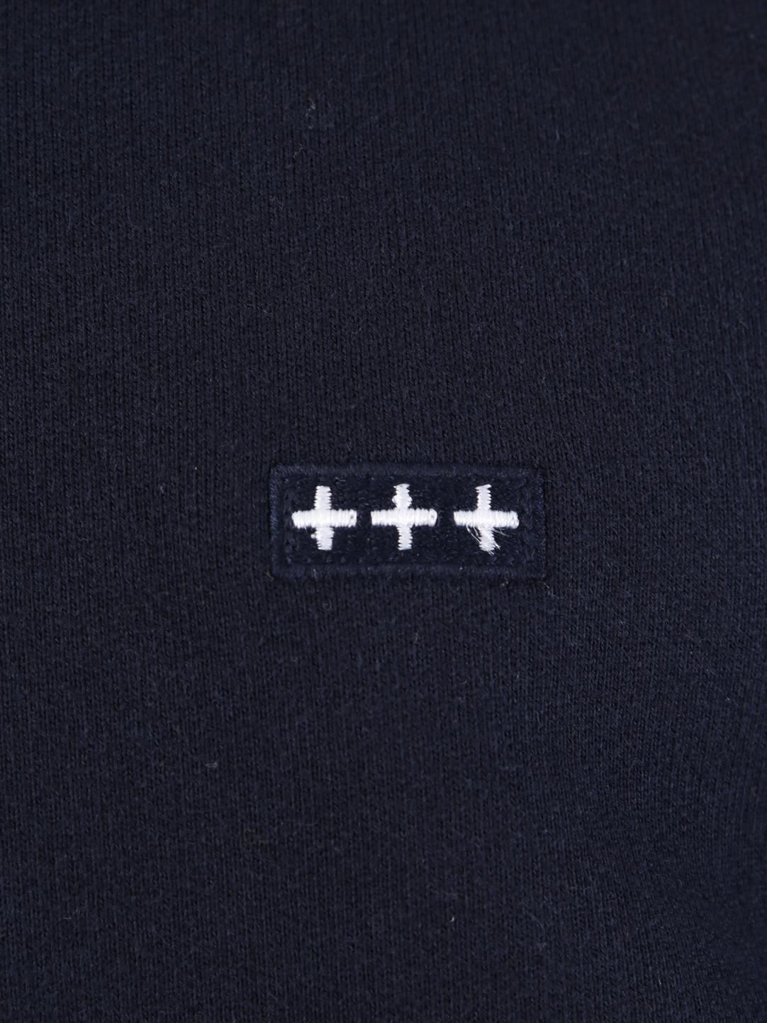 Quality Blanks Quality Blanks QB94 Classic Crewneck Dark Sapphire