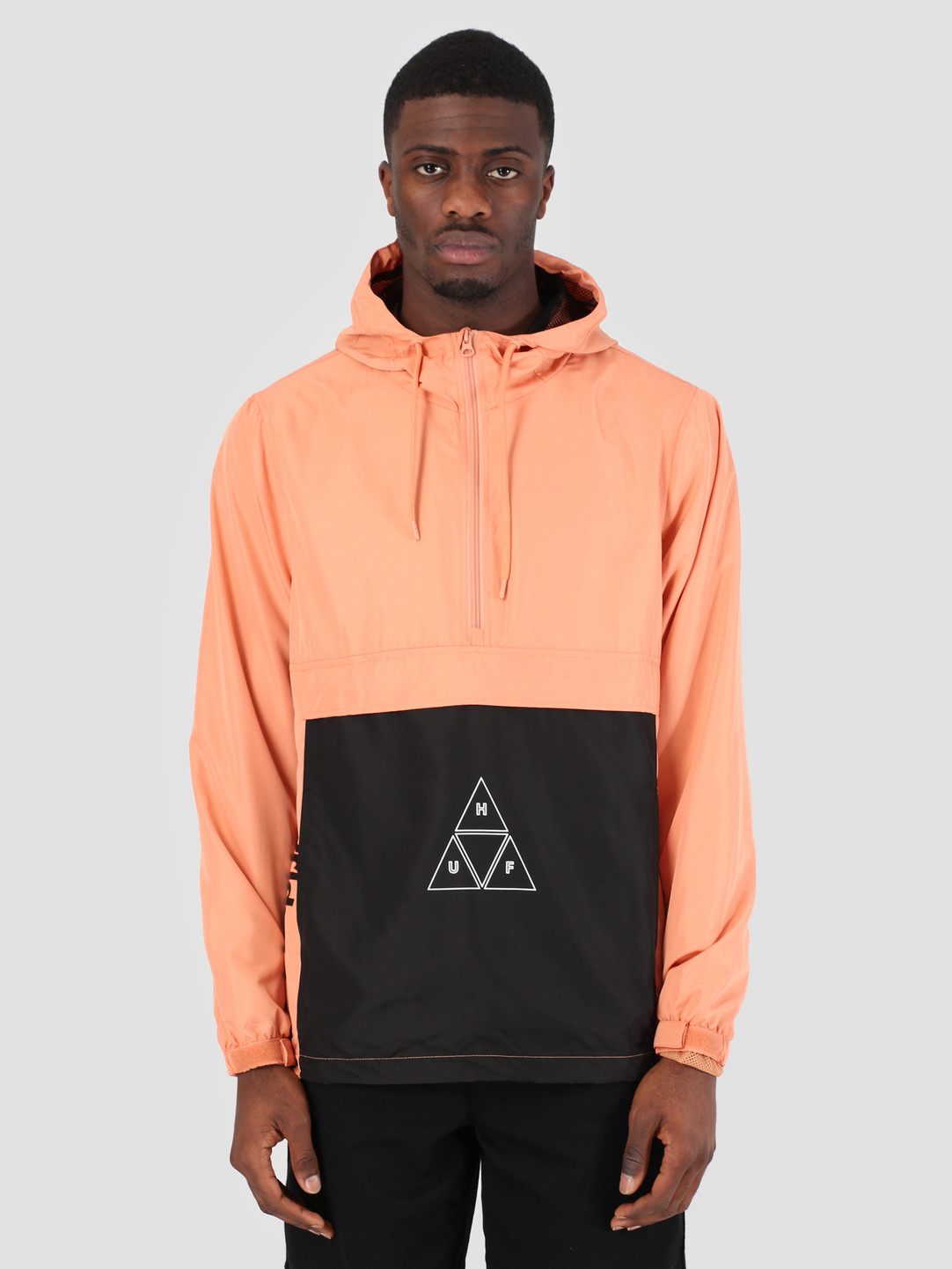 HUF HUF Peak 3.0 Anorak Jacket Canyon Sunset JK00132