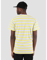 HUF HUF Rockaway Knit T-Shirt Aurora Yellow KN00091