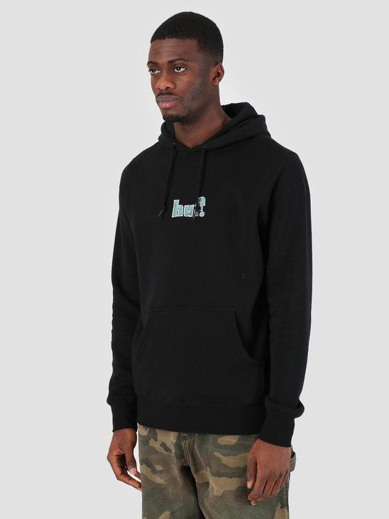 HUF 1993 Logo Hoodie Black PF00111