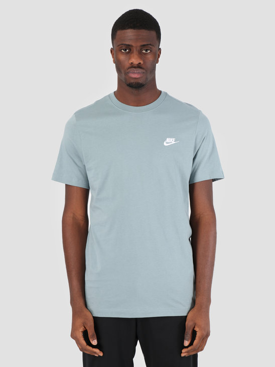 Nike Sportswear T-Shirt Aviator Grey White AR4997-041