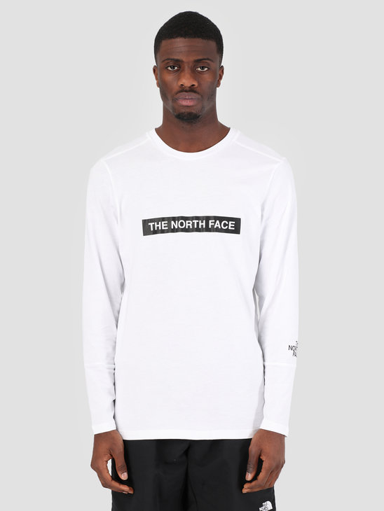 The North Face Light Longsleeve TNF White T93S3GFN4