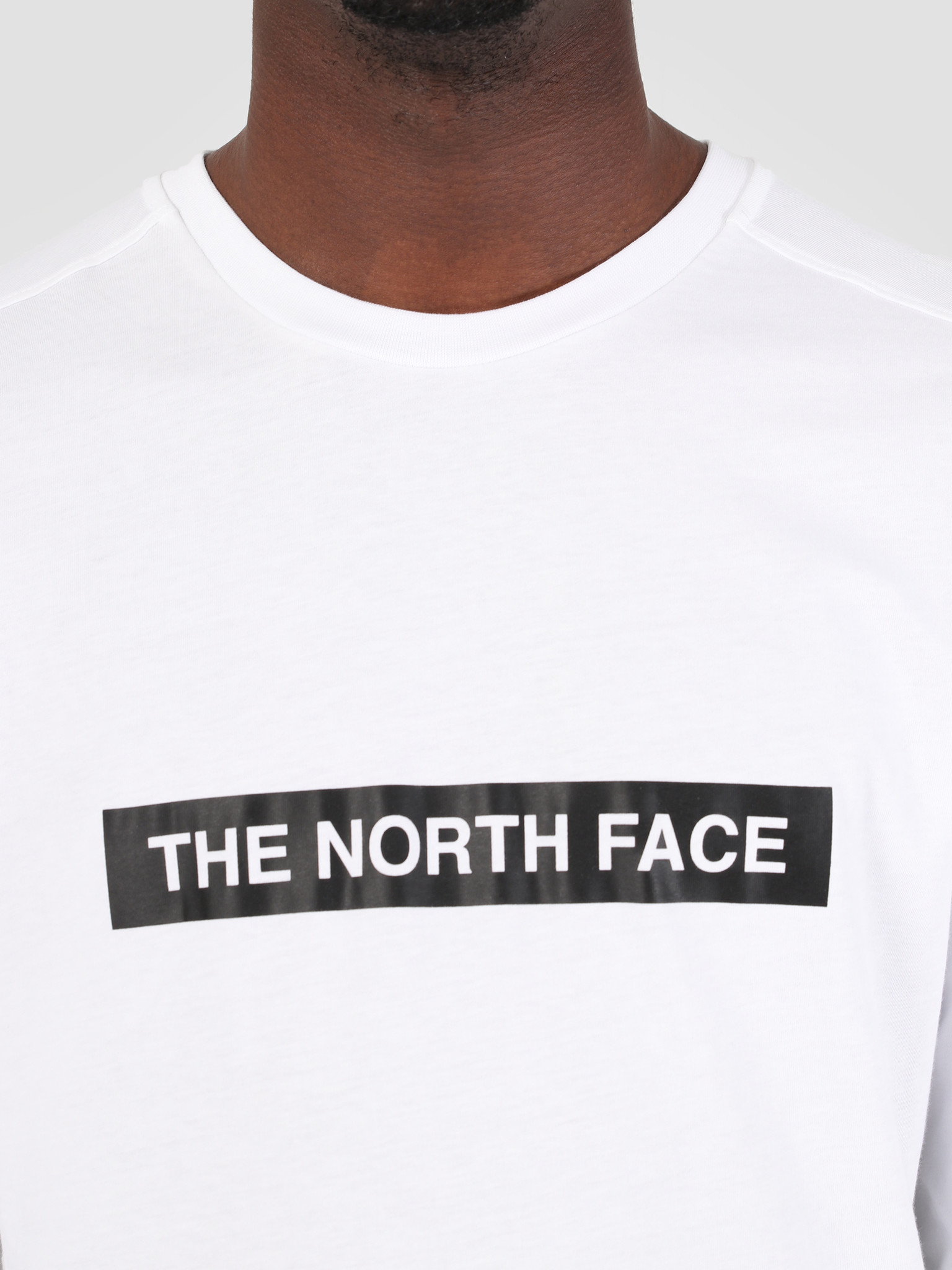 The North Face The North Face Light Longsleeve TNF White T93S3GFN4