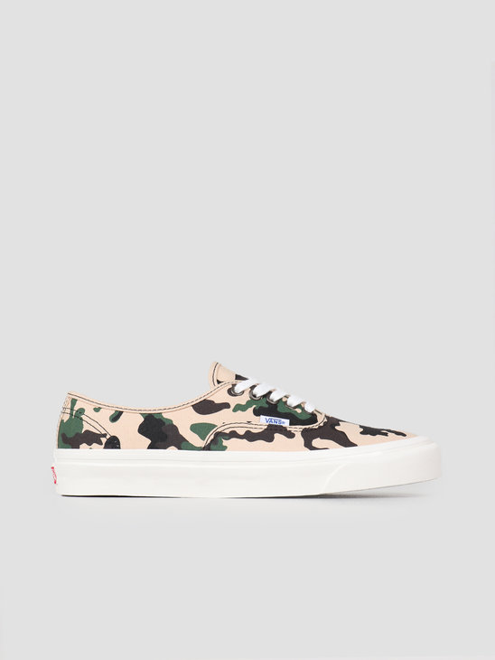 Vans UA Authentic 44 DX Anaheim OG Camo Vn0A38Envky1