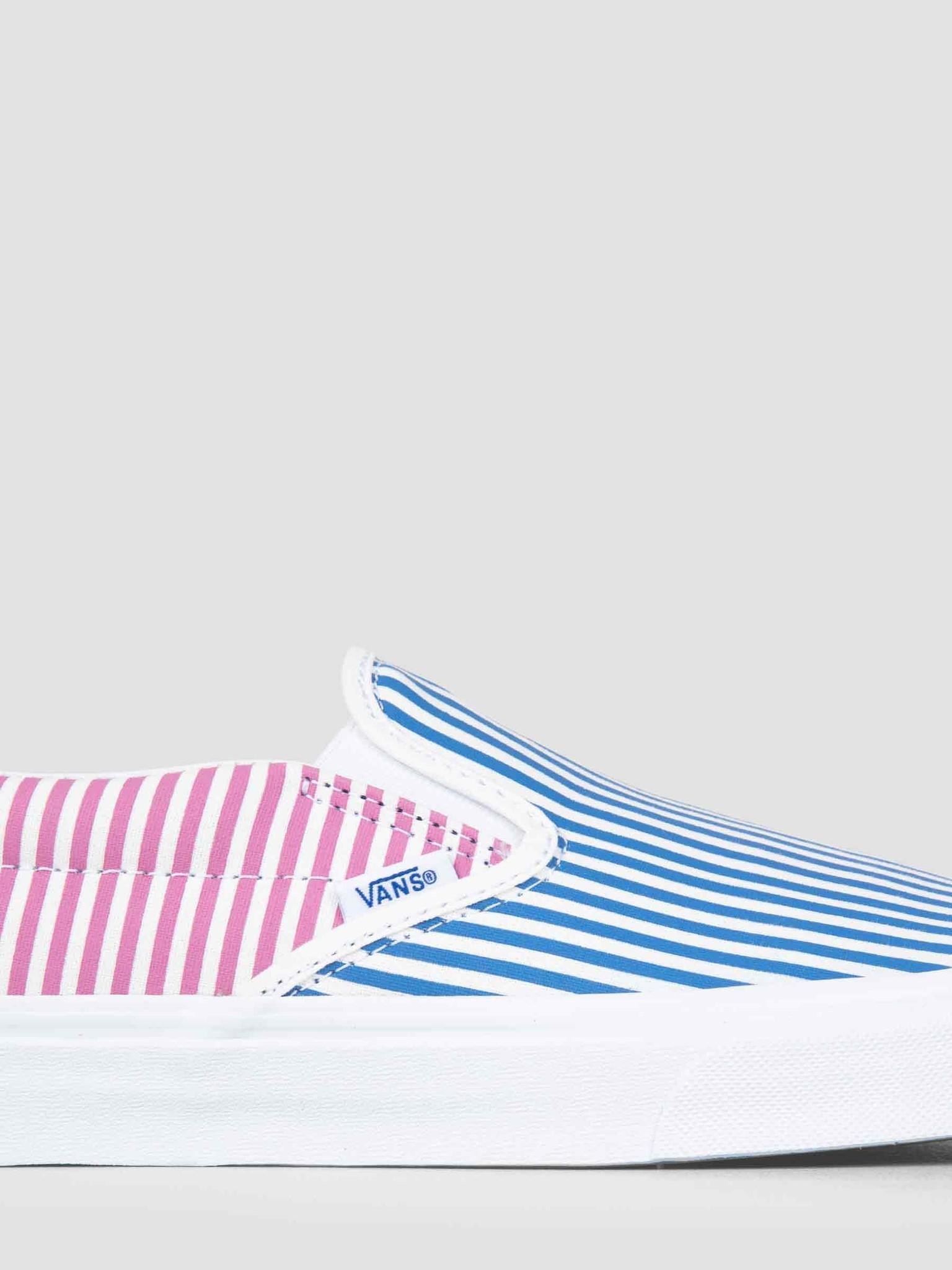 Vans Vans UA Classic Slip-On Deck Club Mix Stripes Vn0A38F7Vm01