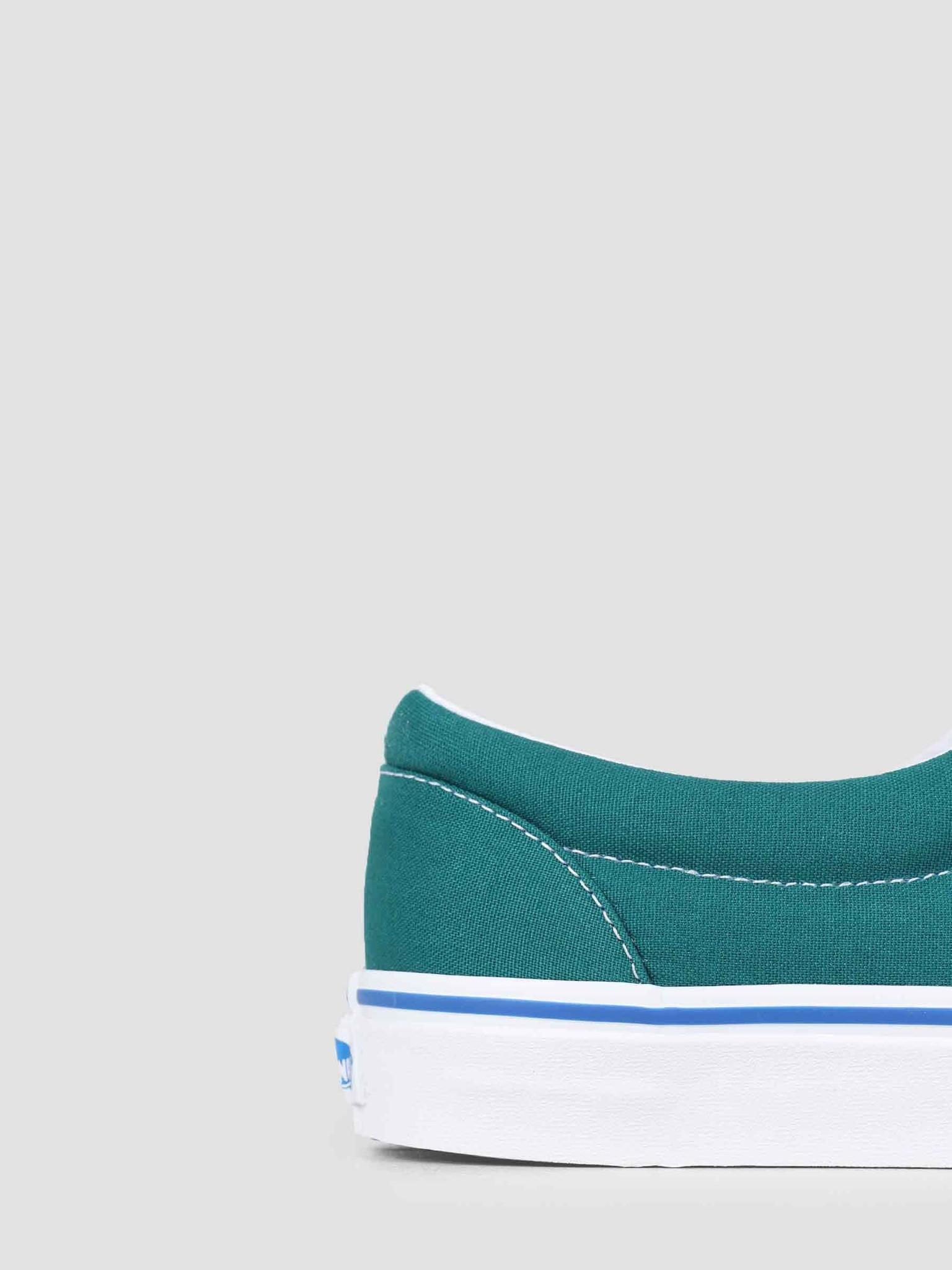 Vans Vans UA Era Deck Club Quetzal Green Zinnia Vn0A38Frvp11