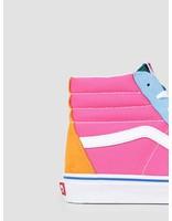 Vans Vans UA Sk8-Hi Suede Canvas Multi Bright Vn0A38Gevs61