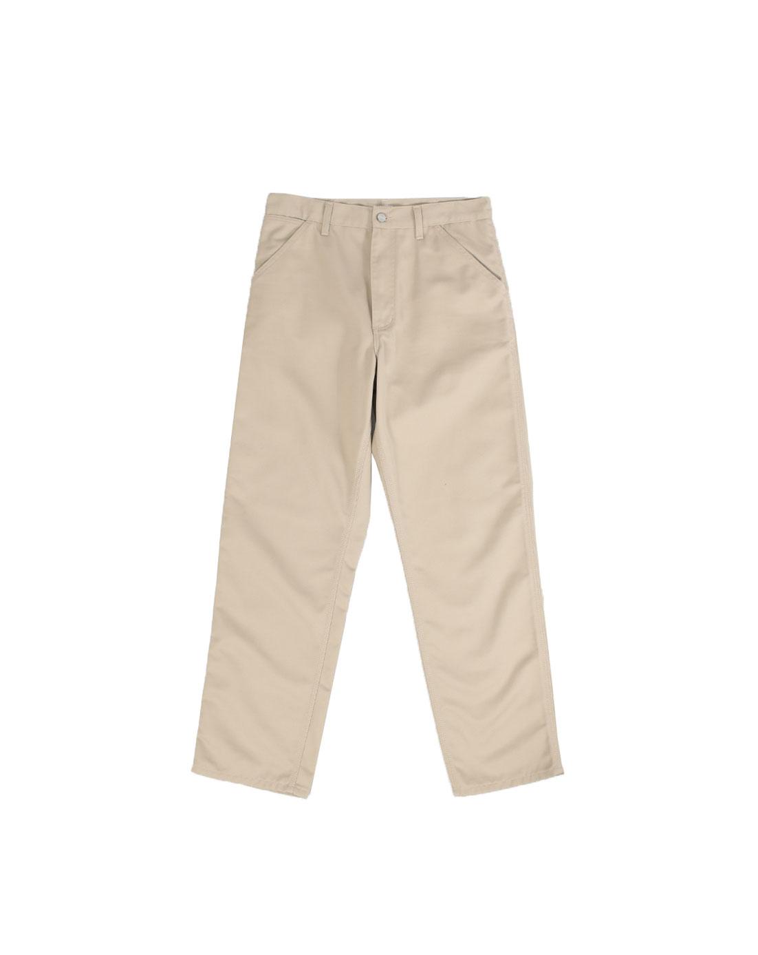 Dickies Work Pant Slim Straight Khaki WP873