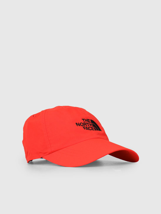 The North Face Horizon Hat Fiery Red TNF B T0CF7WWU5