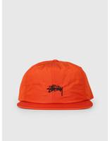 Stussy Stussy Stock Nylon Strapback Cap Orange 0602