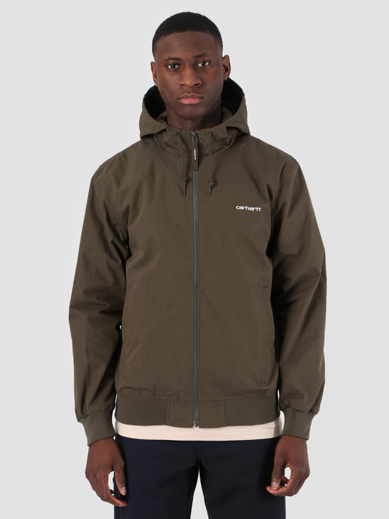 Carhartt WIP Marsh Jacket Cypress White I025756