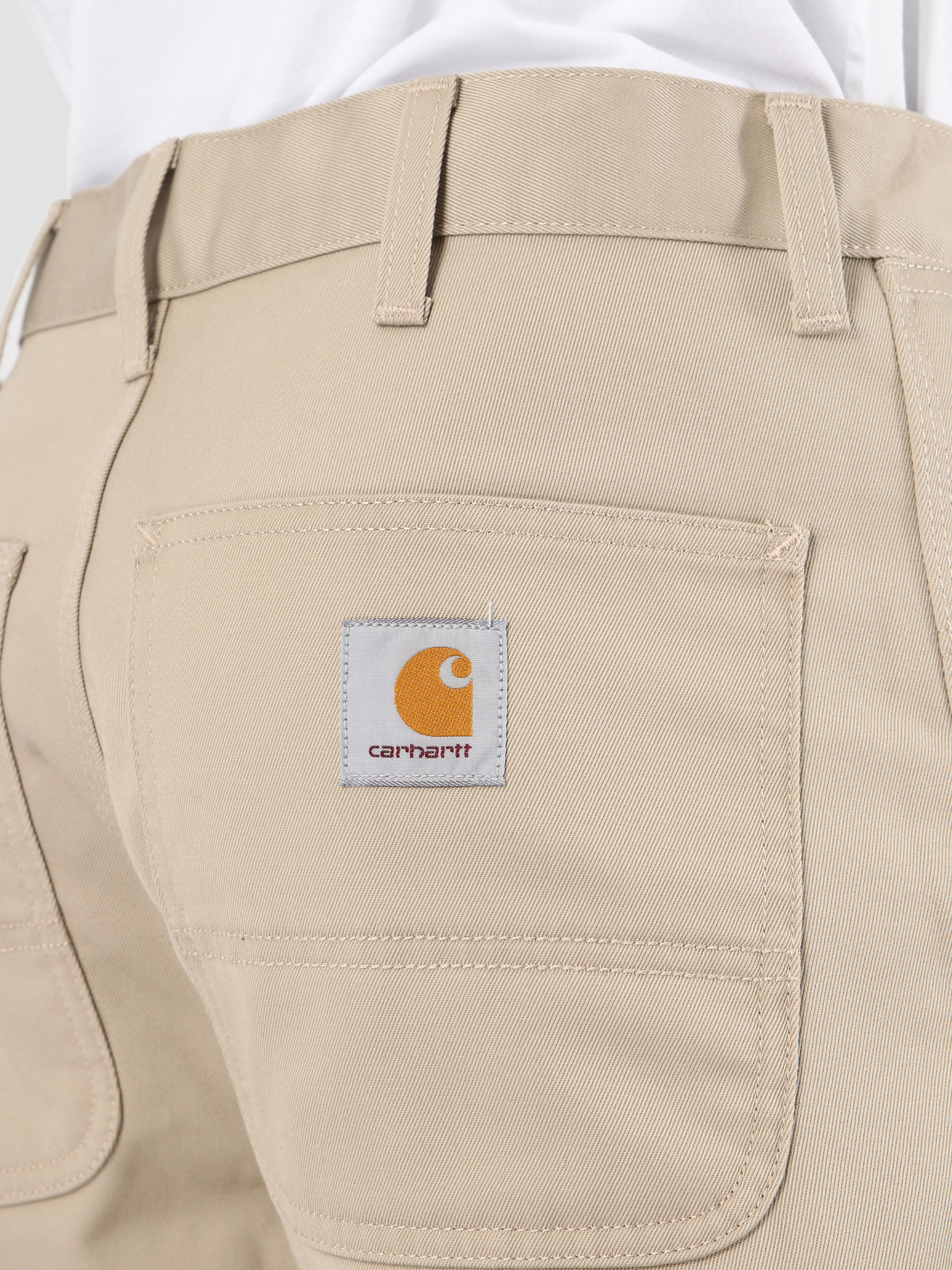 Carhartt WIP Carhartt WIP Simple Pant Rinsed Wall I020075