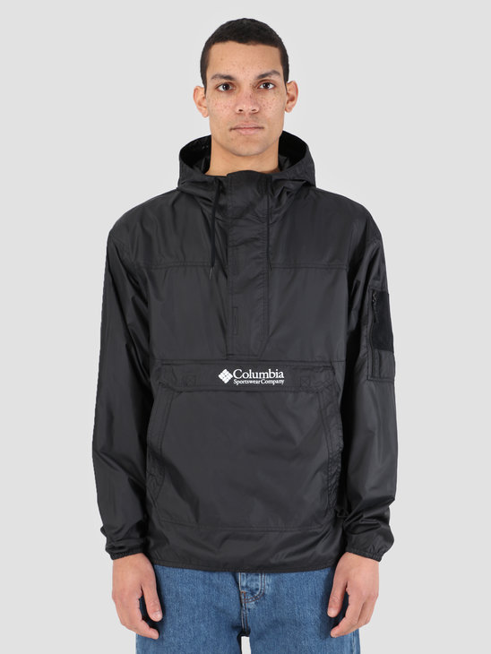 Columbia Challenger Windbreaker Black 1714291010
