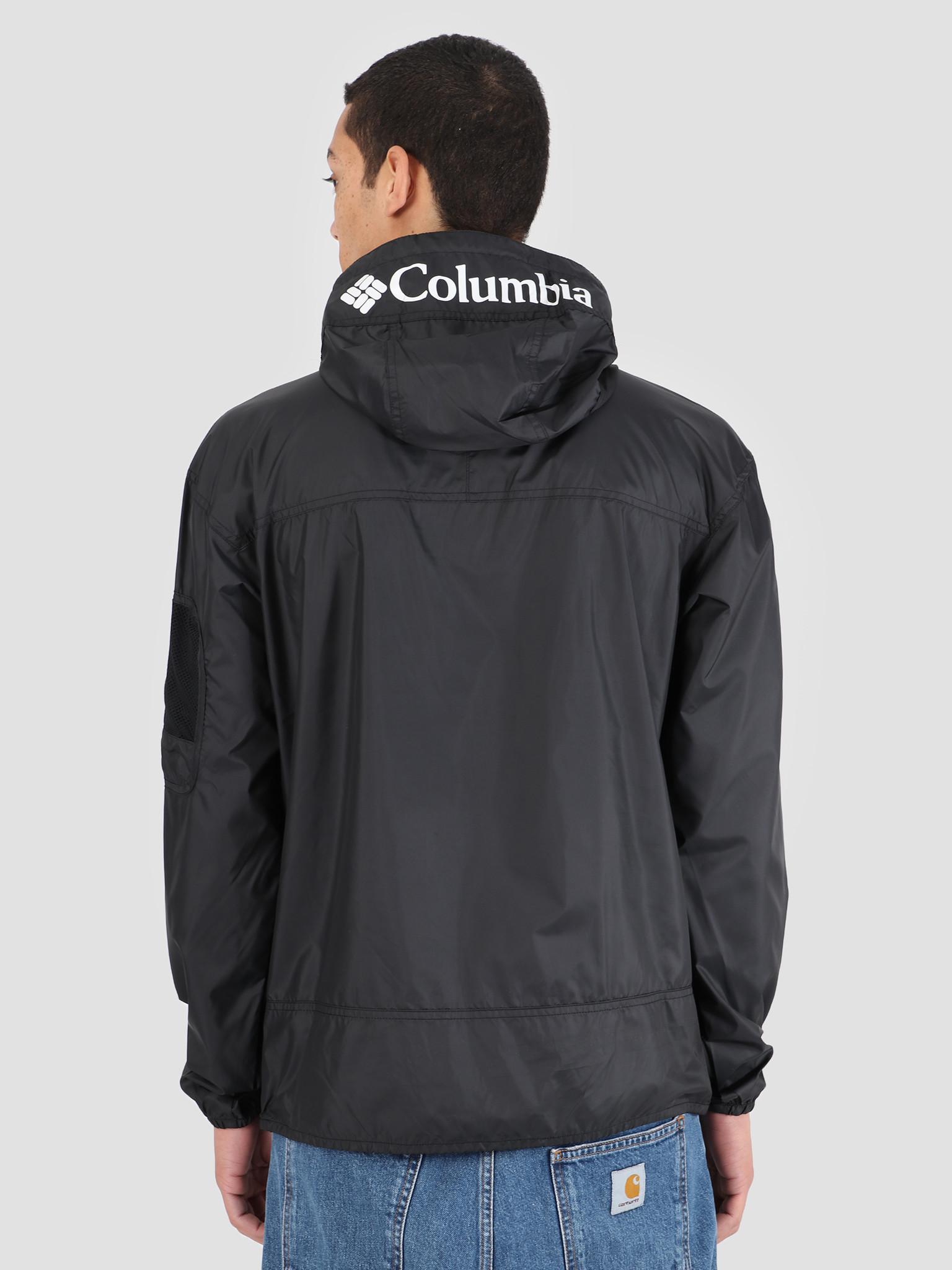 Columbia Columbia Challenger Windbreaker Black 1714291010