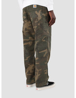 Carhartt WIP Carhartt WIP Single Knee Pant Aged Canvas Camo Laurel I026463