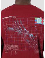 Carhartt WIP Carhartt WIP Longesleeve Future Romance Cranberry I026413