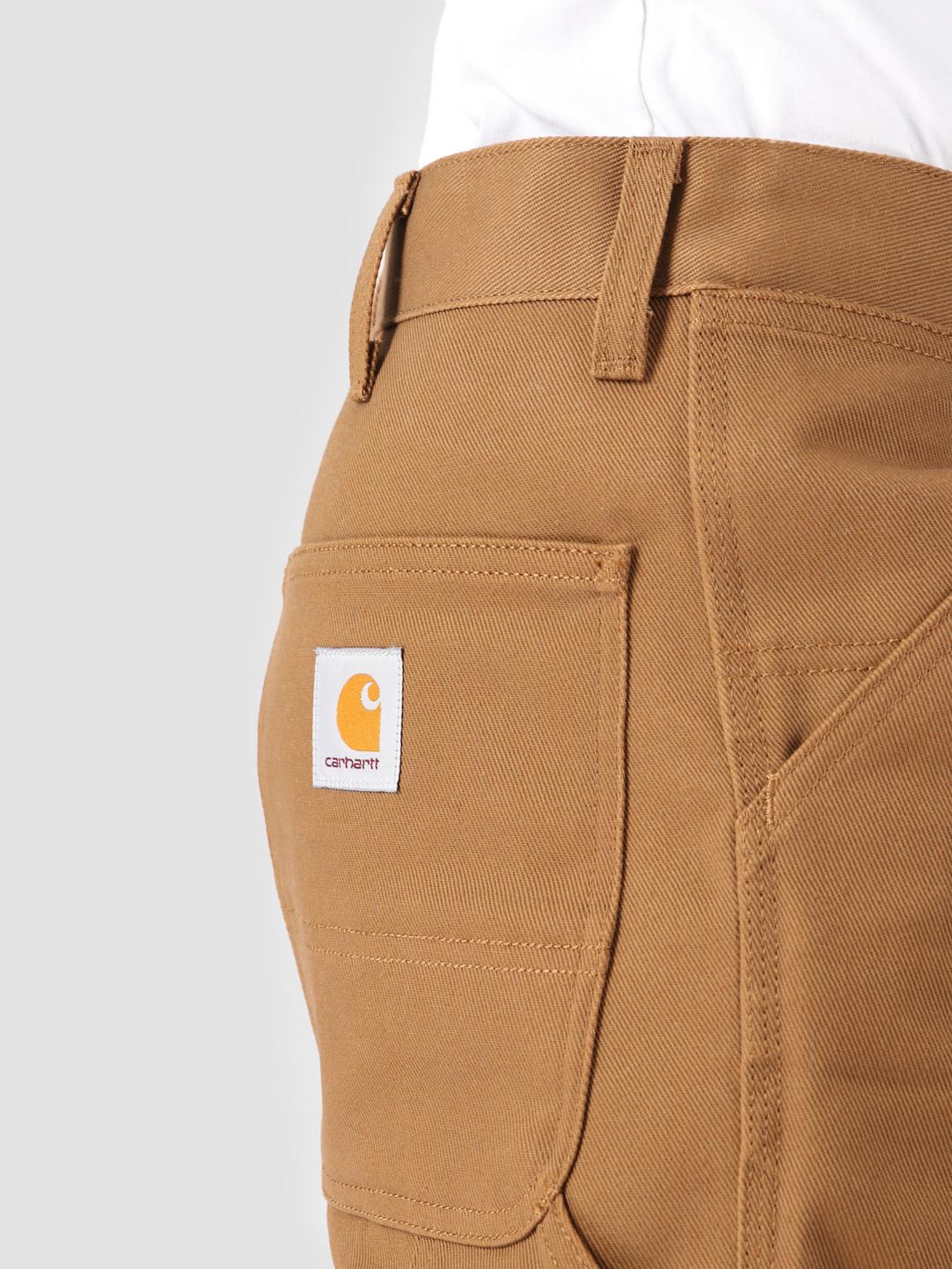 Carhartt WIP Carhartt WIP Single Knee Pant Rigid Hamilton Brown I025708
