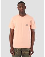Carhartt WIP Carhartt WIP Short Sleeve Pocket T-Shirt Peach 61091000