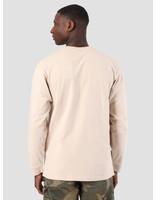 Carhartt WIP Carhartt WIP Long Sleeve Chase Shirt Boulder Gold 61091000