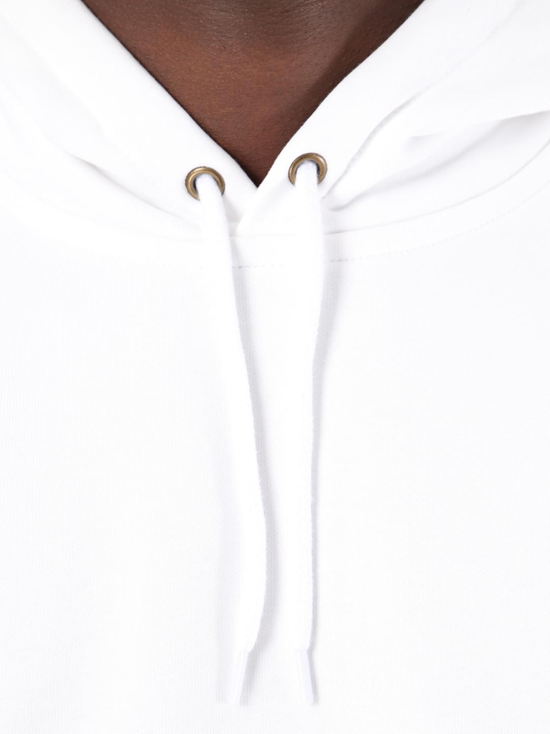 Carhartt WIP Carhartt WIP Hooded Chase Sweat White Gold 61102099