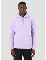 Carhartt WIP Carhartt WIP Hooded Chase Sweat Soft Lavender Gold 61102099