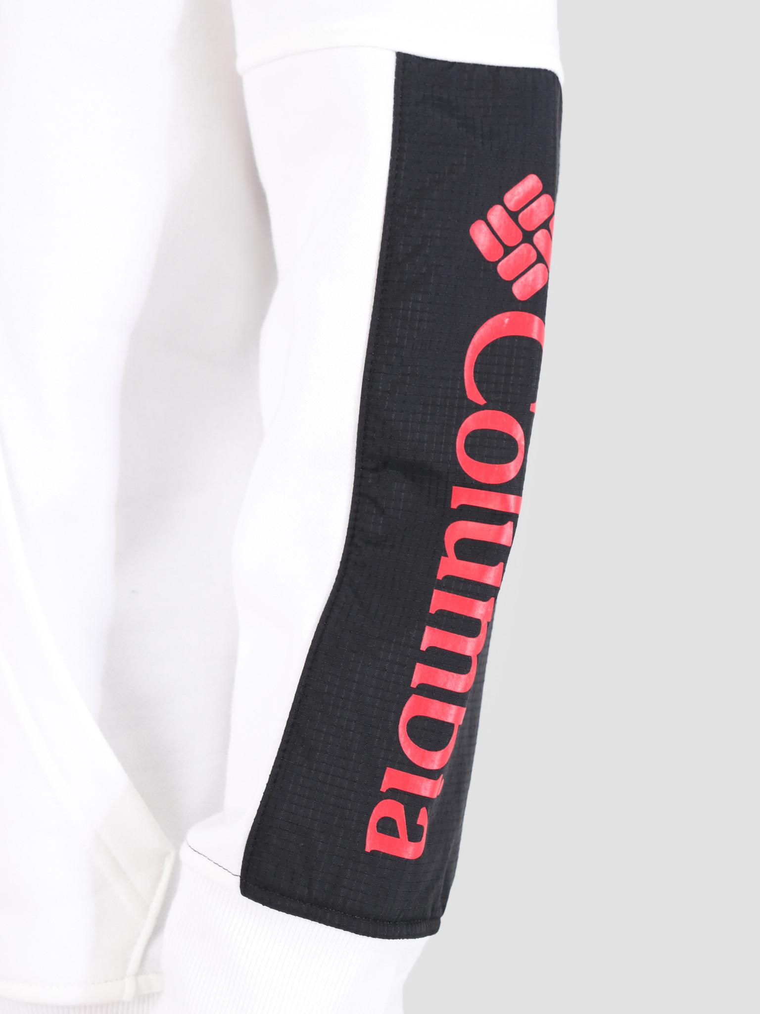 Columbia Columbia Fremont Hoodie White 1869071100