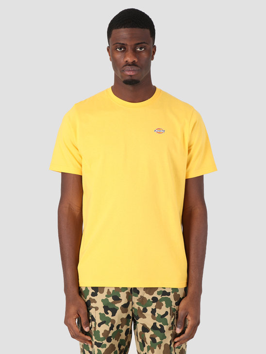 Dickies Stockdale T-Shirt Custard 06 210578-CUS
