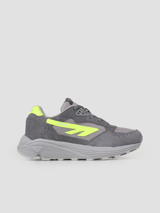 Hi-Tec HTS Silver Shadow RGS Grey Neon Yellow K010002-051