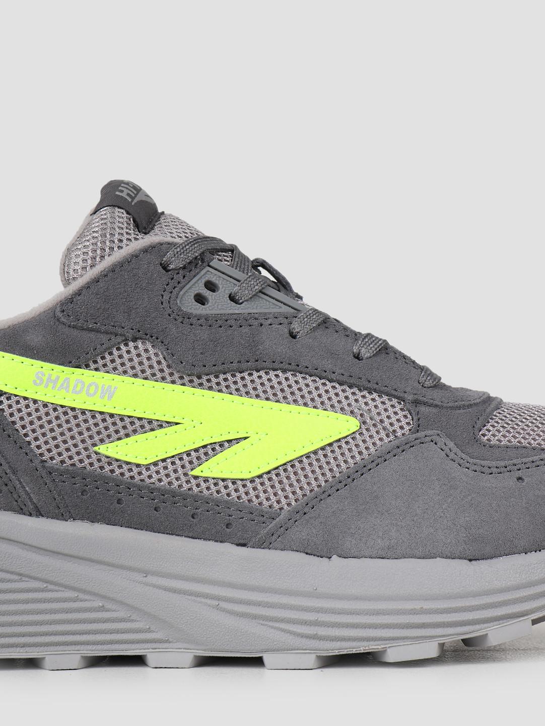 Hi-Tec Hi-Tec HTS Silver Shadow RGS Grey Neon Yellow K010002-051