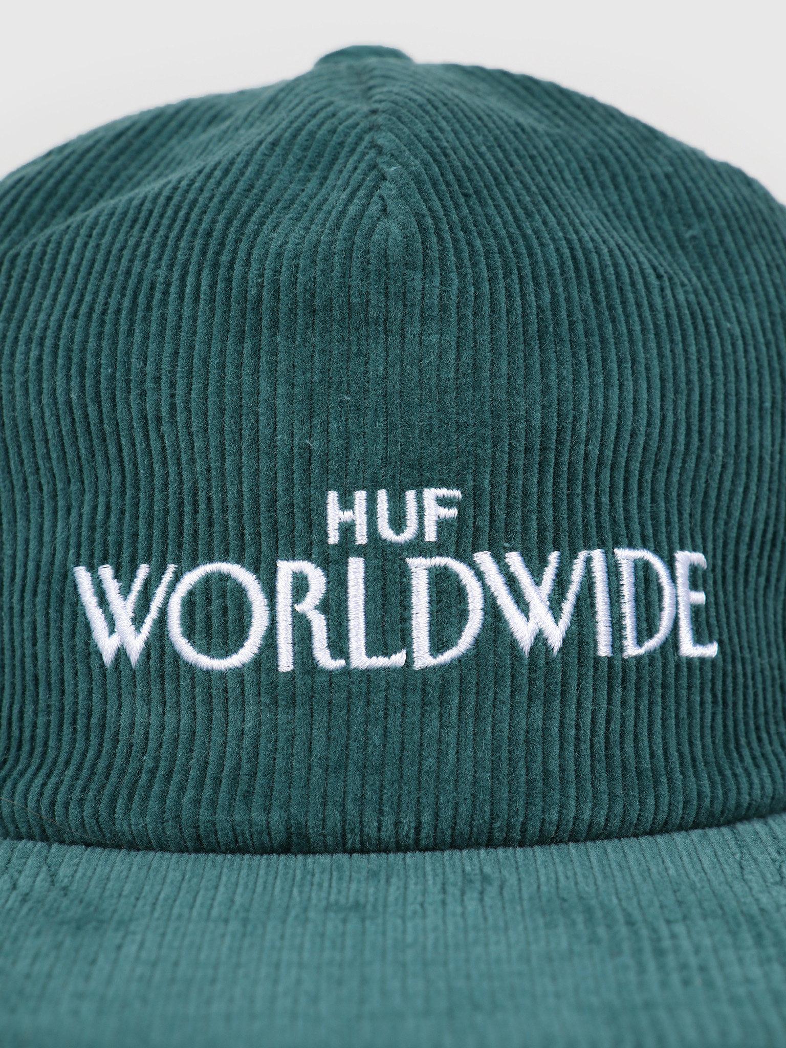 HUF HUF Archive Strapback Hat Deep Jungle HT00319