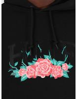 HUF HUF City Roses Hoodie Black PF00110