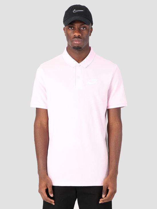 Nike Sportswear Polo Pink Foam White 909746-663