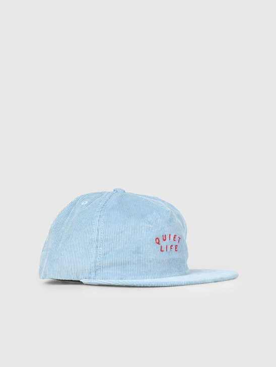 The Quiet Life Standard Relaxed Snapback - USA Blue 19SPD1-1226-BLU-OS
