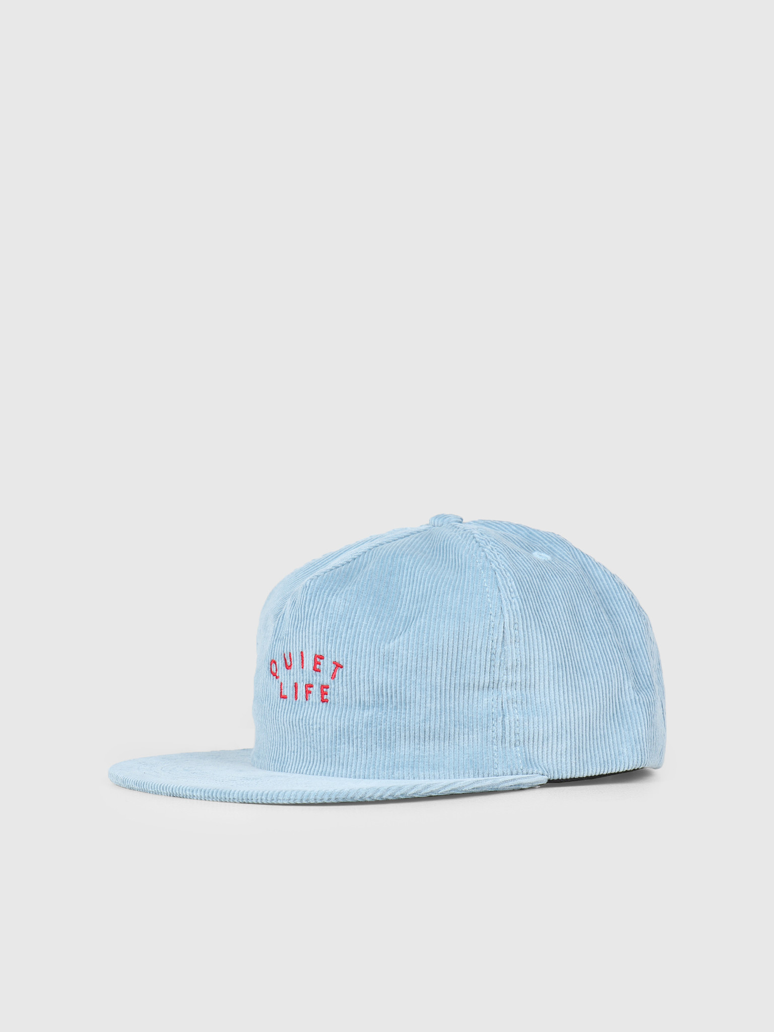 The Quiet Life The Quiet Life Standard Relaxed Snapback - USA Blue 19SPD1-1226-BLU-OS