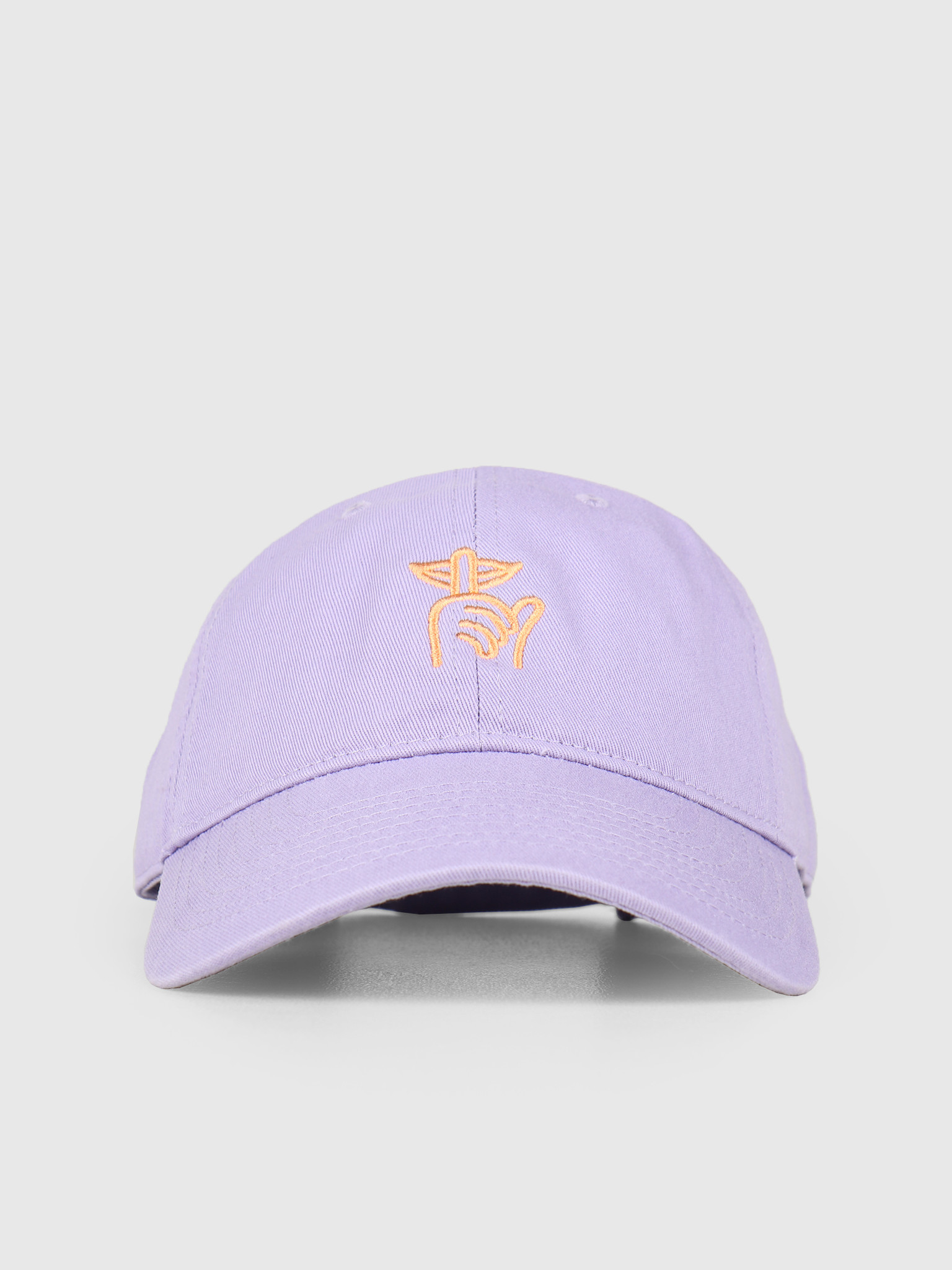The Quiet Life The Quiet Life Shhh Dad Hat Purple 19SPD1-1233-PUR-OS