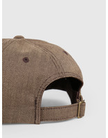 Stussy Stussy Stock Herringbone Low Pro Cap Brown 1001