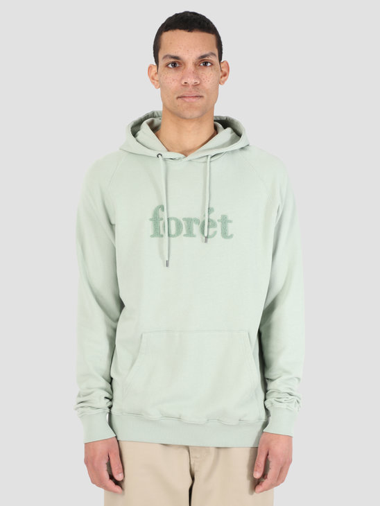 Foret Maple Hoodie Sage Green F170