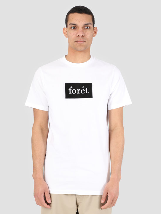 Foret Reef T-Shirt White F111