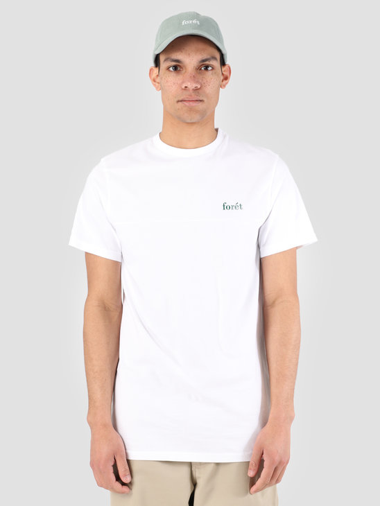 Foret Air T-Shirt White F150