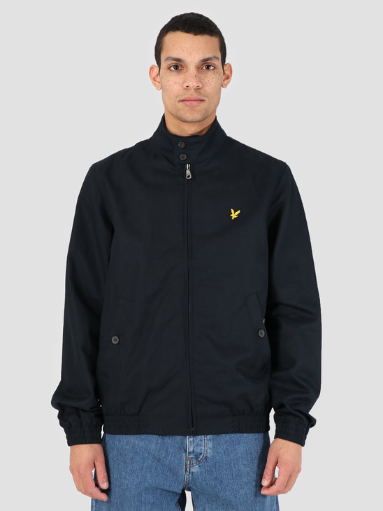 Lyle and Scott Harrington Jacket Z271 Dark Navy JK462V