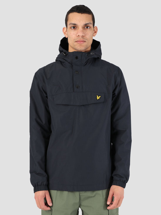 Lyle and Scott Overhead Anorak Z271 Dark Navy JK1006V