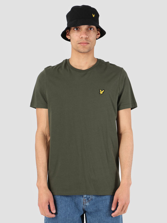 Lyle and Scott T-Shirt 028 Dark Sage TS400V