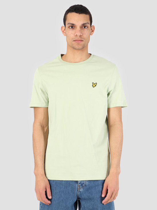 Lyle and Scott T-Shirt Z457 Sea Foam Green TS400V
