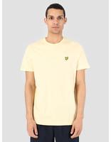 Lyle and Scott Lyle and Scott T-Shirt Z458 Vanilla Cream TS400V